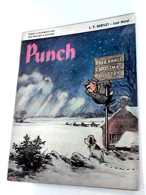 Punch 14 December 1966 by Bernard Hollowood