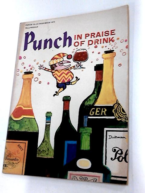 Punch 15 - 21 december 1971 by Bernard hollowood