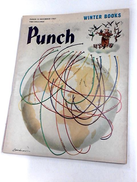 Punch 15 november 1967 by Bernard hollowood