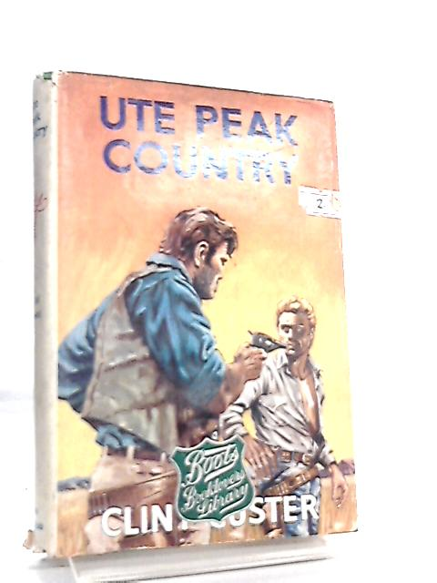 Ute Peak country by Clint Custer