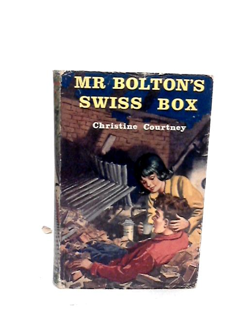 Mr Bolton's Swiss Box by Christine Courtney