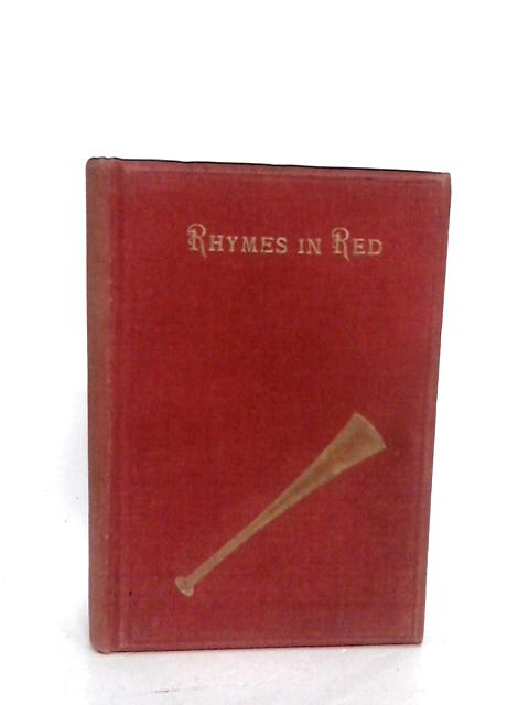 Rhymes in Red by Phillpotts Williams, W