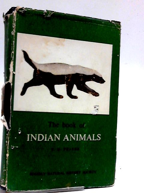 The Book of Indian Animals by Prater, S.H.