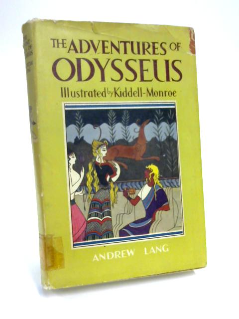 The Adventures Of Odysseus By Andrew Lang Used Good