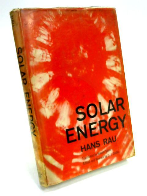 Solar Energy By Hans Rau