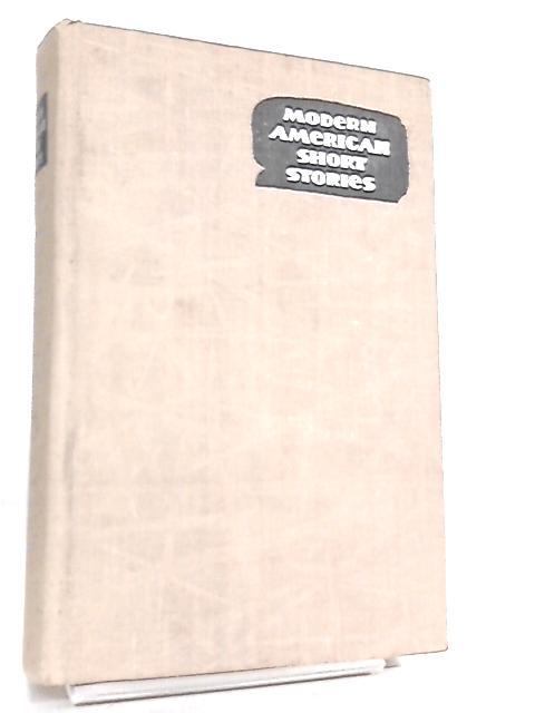 Modern American Short Stories By Various