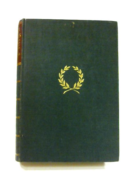 Green Laurels: The Lives And Achievements Of The Great Naturalists By D.C. Peattie