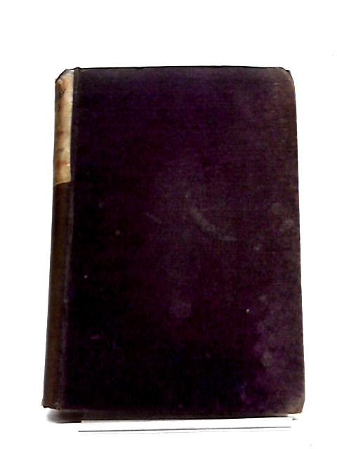 The Waverley Novels. Vol XXVIII Peveril of The Peak - I by Sir Walter Scott