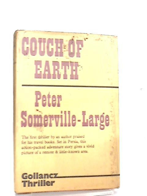 Couch of Earth By Peter Somerville-Large
