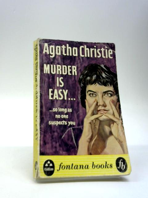 Murder is Easy. By Christie, A