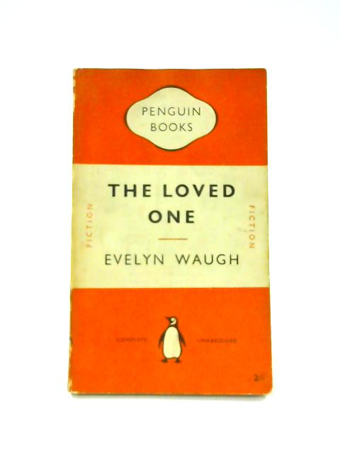 The Loved One - Framed Vintage Penguin Book by Evelyn Waugh
