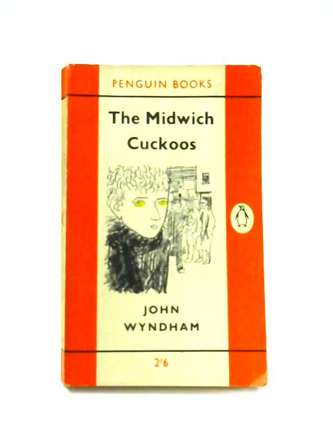 The Midwich Cuckoos - Framed Vintage Penguin Book by John Wyndham
