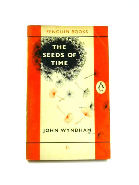 The Seeds of Time - Framed Vintage Penguin Book by John Wyndham