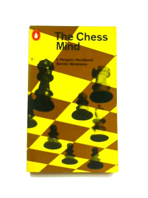 The Chess Mind - Framed Vintage Penguin Book by Gerald Abrahams