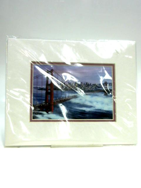 Print of San Fransisco By Marge Faucher