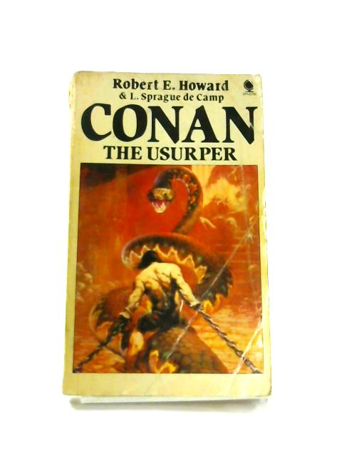 Conan The Usurper: Book 7 By Robert E. Howard