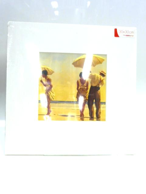 Print of 'Mad Dogs' By Jack Vettriano