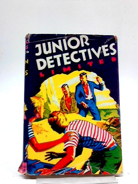 Junior Detectives Limited By Jean A Rees