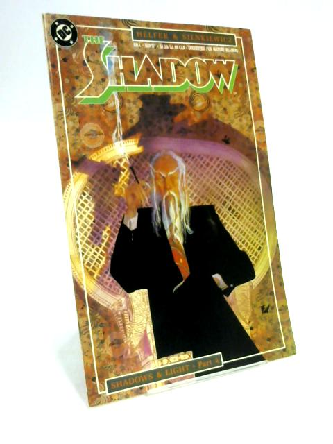 The Shadow Part 4 by Helfer & Sienkiewicz