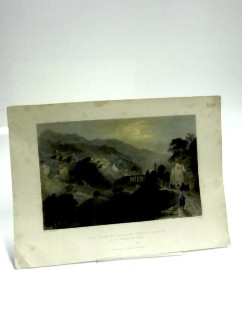 Colour Portrait of the Pass of Beilan, Mount Amanus By Anon