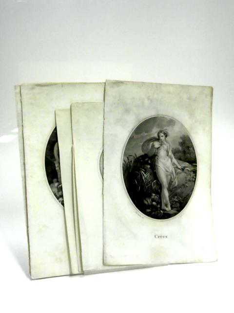9 B&W pictorial plates of various individuals by Anon