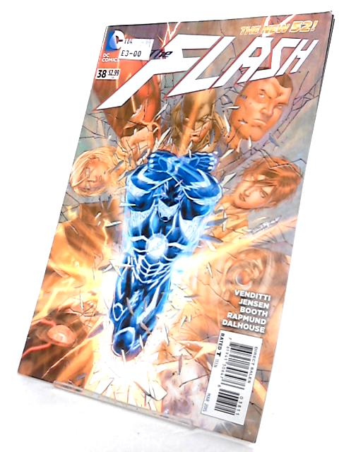 Flash (Vol 6) # 38 (Ref-1101672210) By DC Comics