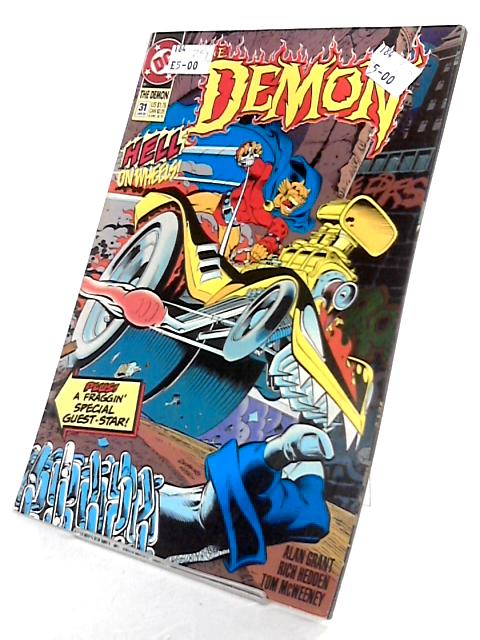 Demon, The (Vol 2) # 31 ( Original American COMIC ) By DC Comics