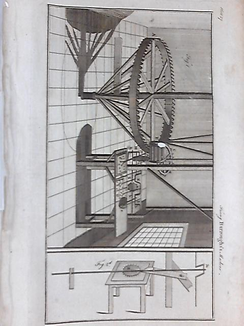 Vintage Engraving Illustrating Burroughs's Machine By Anon