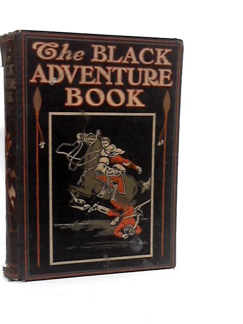 Black Adventure book by A T Quiller Couch