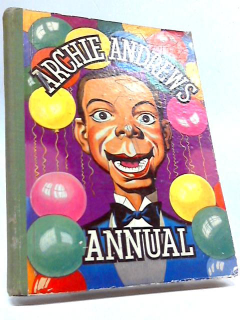Archie andrews annual By R tredinnick