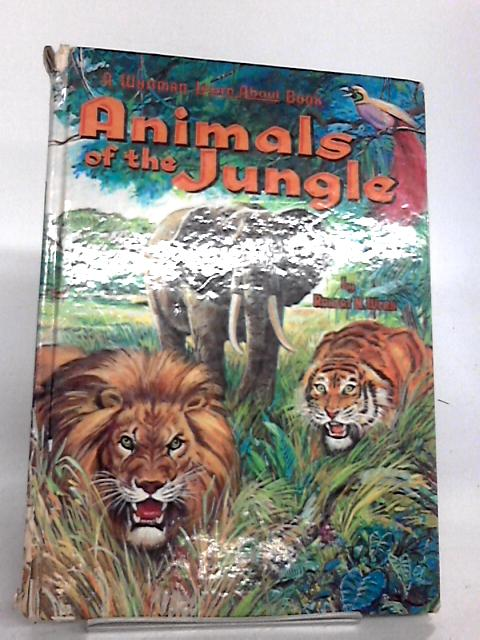 Animals of the Jungle by Robert N. Webb