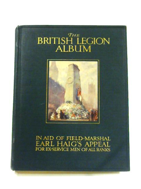 British Legion Album by E. Lonsdale Deighton