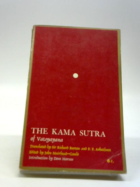 The Kama Sutra of Vatsyayana by Sir Richard Burton - F. F. Arbuthnot