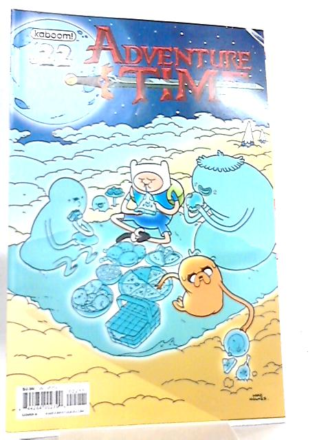 Adventure Time #21 November 2013, Cover A By Pendleton Ward et al
