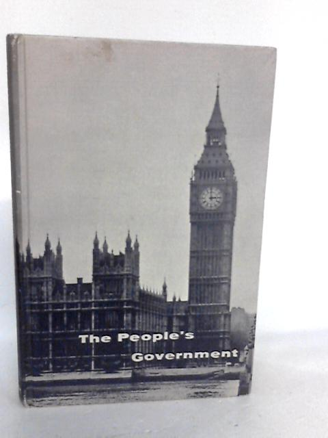 The People's Government by Gibberd, Kathleen