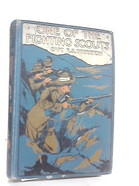 One of the Fighting Scouts by F. S. Brereton
