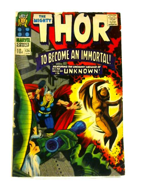 Thor: No. 136 By Stan Lee