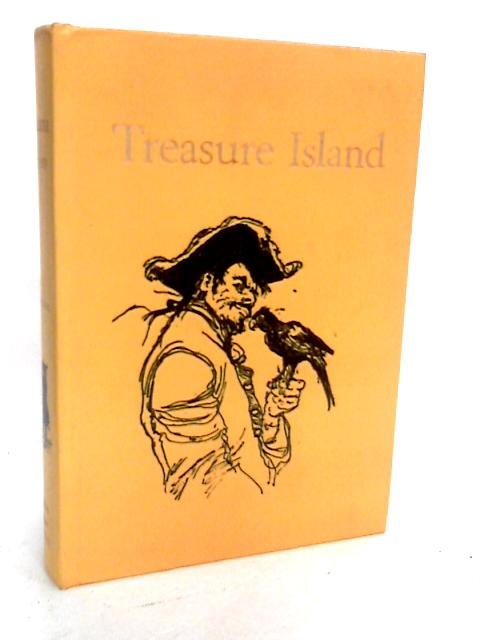 Treasure Island ... Illustrated by Charles Mosley. With plates (Caxton Junior Classics.) By Robert Louis Stevenson
