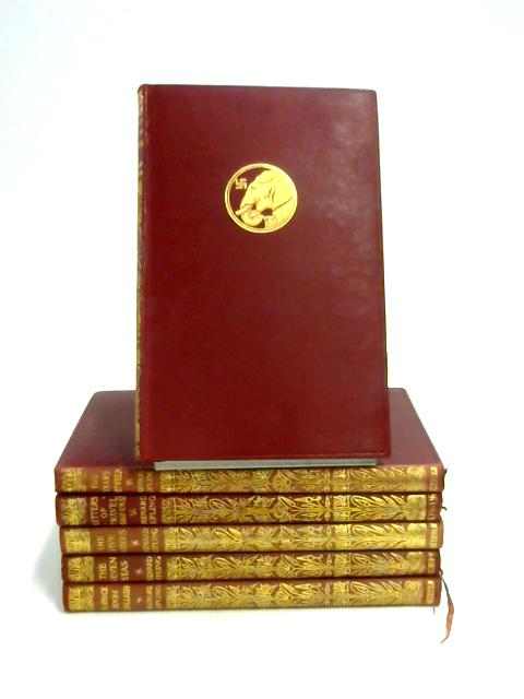Collection of Six Rudyard Kipling Titles (including the Many Inventions) by Rudyard Kipling