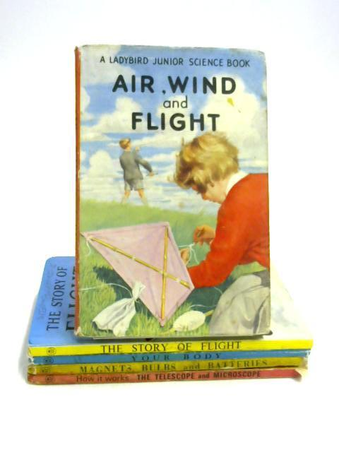 Collection of Five Ladybird Science Titles by Various