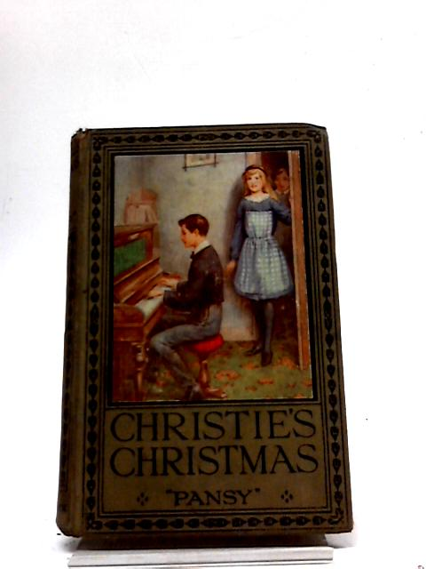 Christie's Christmas by Pansy