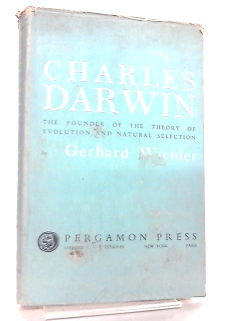 Charles Darwin By Gerhard Wichler