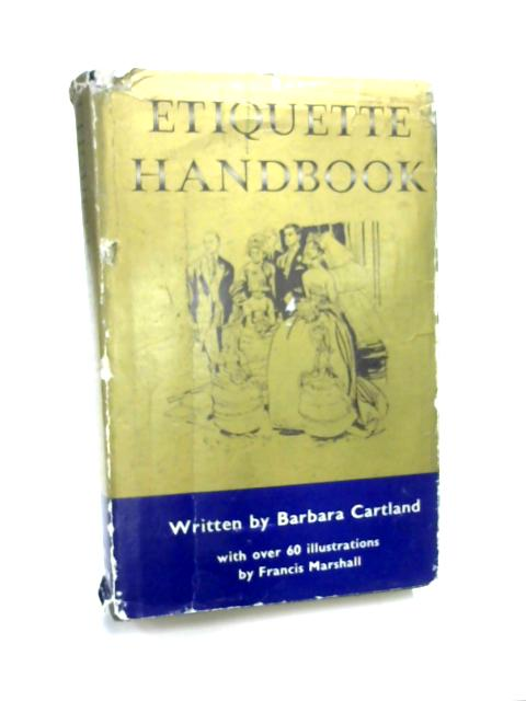 Etiquette Handbook by Barbara Cartland