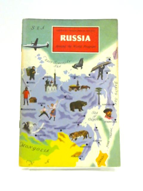 American Geographical Society: Russia by Dr George Kish