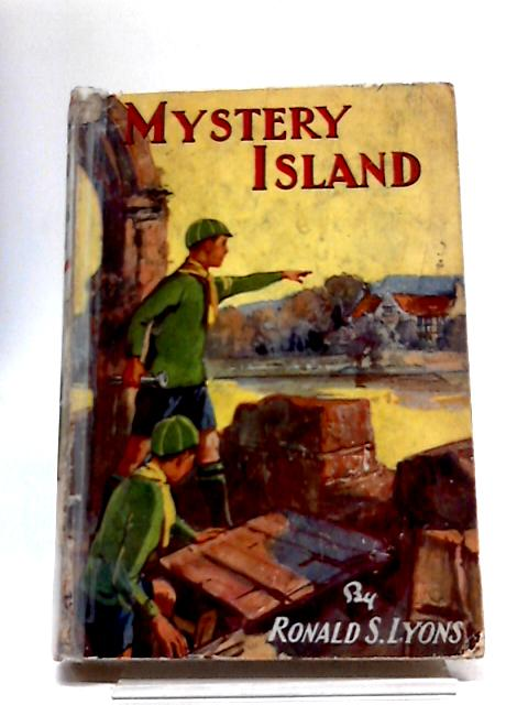 Mystery Island, A Story For Wolf Cubs by Ronald S Lyons