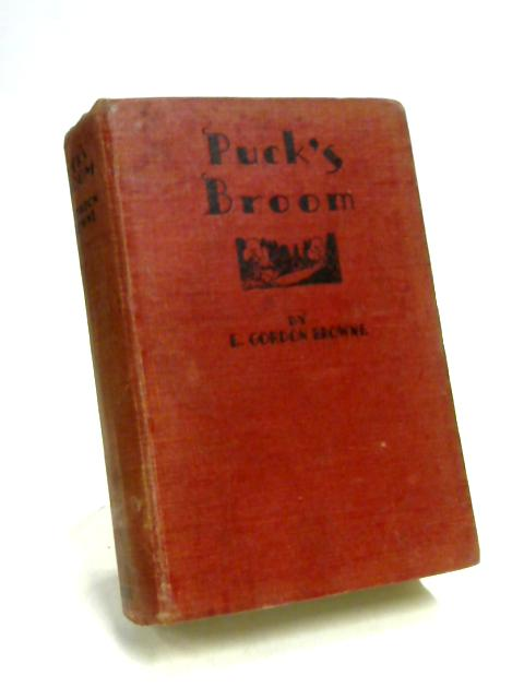 Puck's Broom by E. Gordon Browne