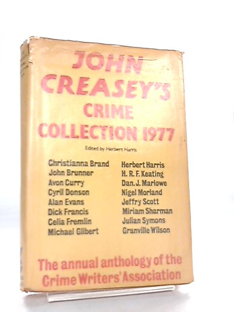 Crime Collection 1977 By John Creasey