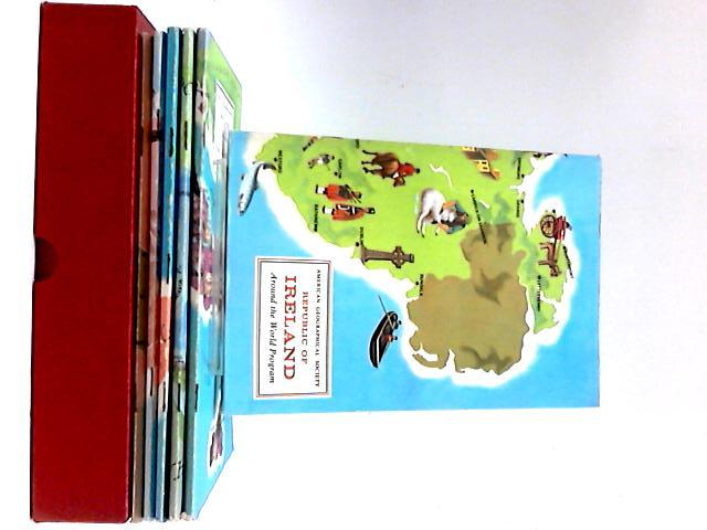 Around World Programme Set of 6 by Various