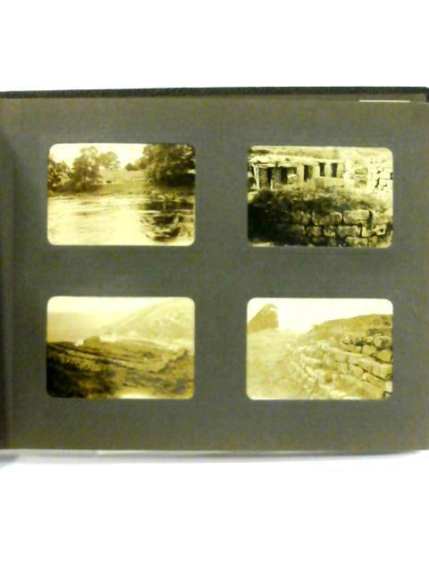 Photo Album Circa 1950's - Predominantly Landscapes and Travel Black and White By Anon