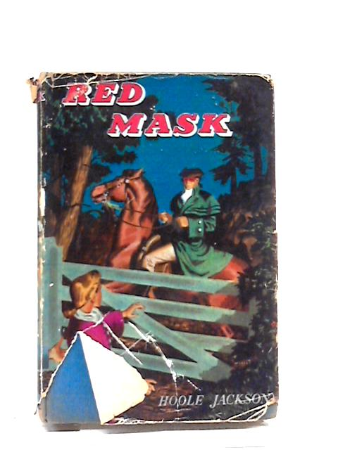 Red Mask by Hoole Jackson